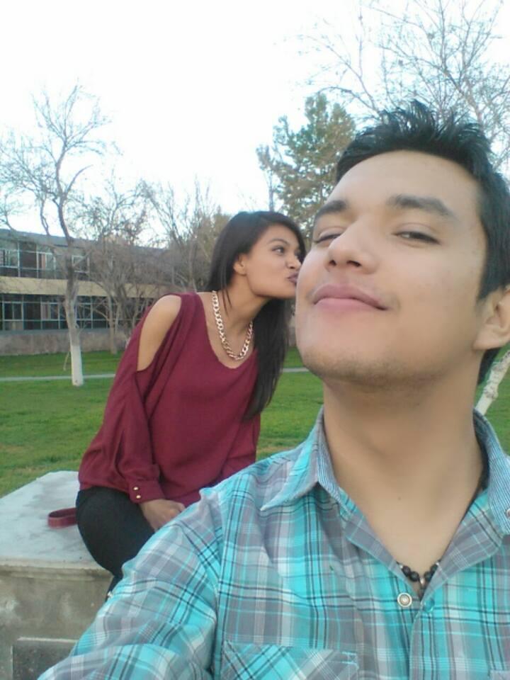 Mayte y Aaron