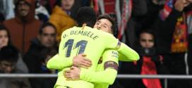 El Barcelona y el Atlético se reparten puntos en el Wanda Metropolitano