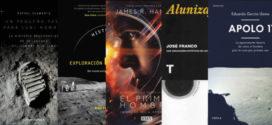 5 libros para recordar los 50 años del Apolo 11