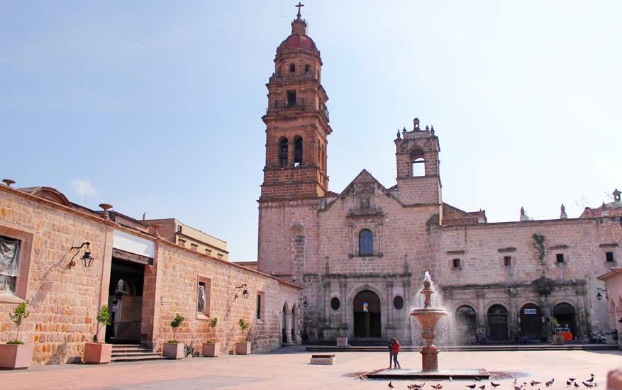 Horario de Misas en Morelia