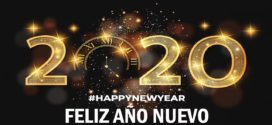 Feliz año nuevo les desea UACHATEC