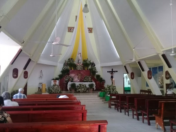 Horario de Misas en Veracruz