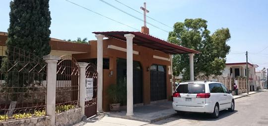 Horario de Misas en Campeche