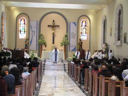 Horario de Misas en Tijuana