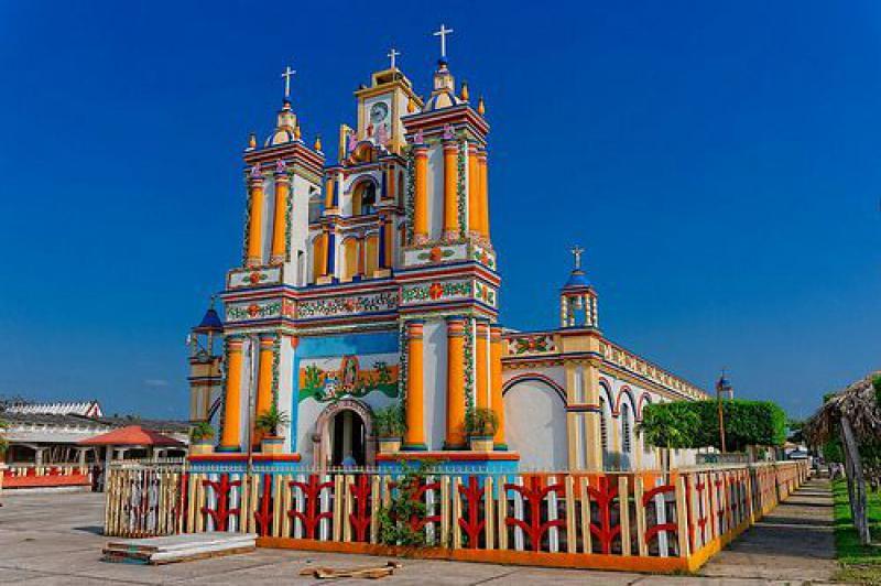 Horario de Misas en Comalcalco